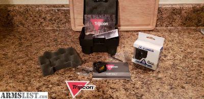 For Sale: Trijicon RMR Type-1 Adjustable LED Reflex Sight