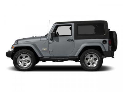 2015 Jeep Wrangler Sport (Billet Silver Metallic Clearcoat)