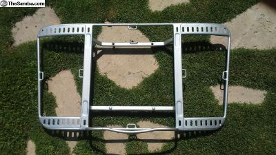 Early original Reutter Porsche luggage rack