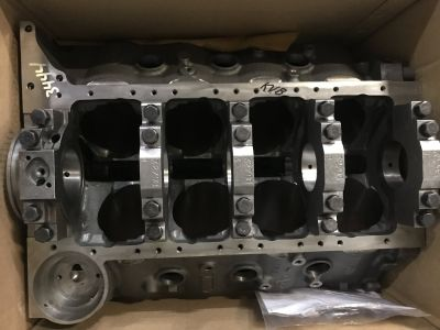 Dart Big M Big Block Chevy Engine Block NEW