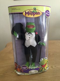Kermit Porcelain Doll from the Muppets