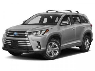 2019 Toyota Highlander Hybrid Limited (PREDAWN GRAY)