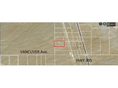 Foreclosure Property in Adelanto, CA 92301 - Acres Apn-0462-671-18 Fronting Hwy 58