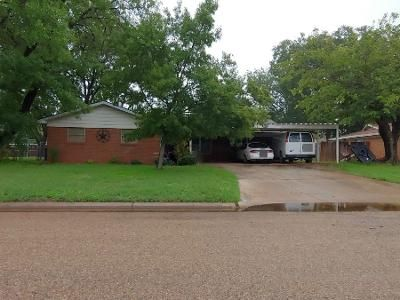 Preforeclosure Property in Abilene, TX 79603 - Rosewood Dr