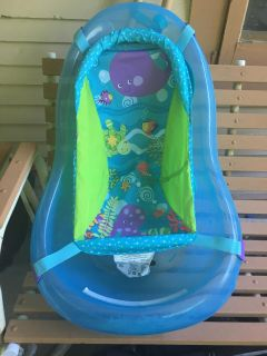 Fisher Price Baby Bath with Removable Hammock