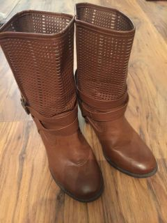 Boots size 10.