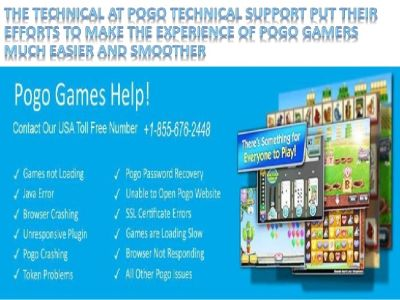 Pogo Customer Support Phone Number
