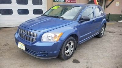2007 Dodge Caliber Base 4dr Wagon