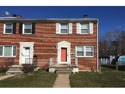 3 Bed 1 Bath Foreclosure Property in Parkville, MD 21234 - Harris Ave
