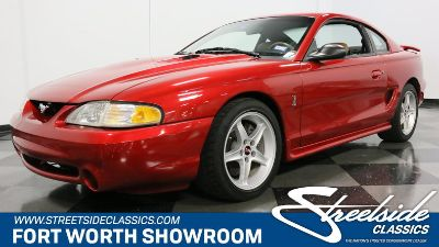 1996 Ford Mustang Cobra SVT