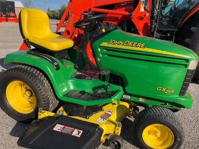 2005 John Deere GX255 Riding Mowers Lawn Mowers Fairfield, IL
