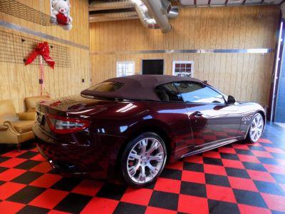 $64,995, Bordeaux Pontevecchio Metallic 2013 Maserati GranTurismo $64,995.00  Call 888 439-4970