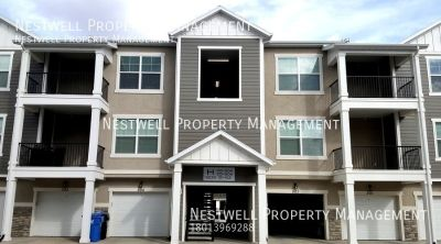 Very cute top level condo in Herriman