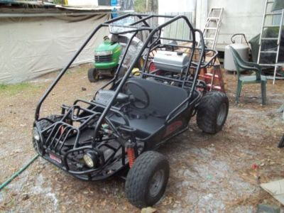 Purchase Carter Talon go-kart with new 150cc engine motorcycle in Dunnellon, Florida, United States, for US $1,000.00