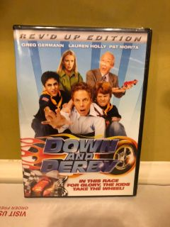 Down and Derby DVD - Brand New
