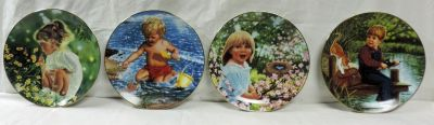 Something special for Grandma - child's adventure plate