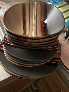 Better homes dishes