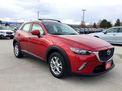 2016 Mazda CX-3 Touring (soul red metallic)