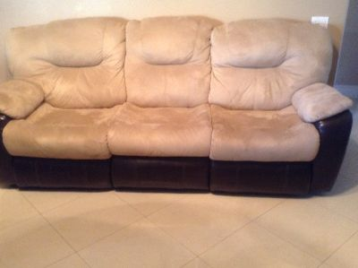 SOFA SET FOR SALE!