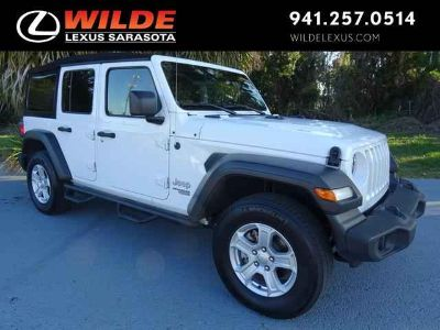 Used 2018 Jeep All-New Wrangler Unlimited 4x4