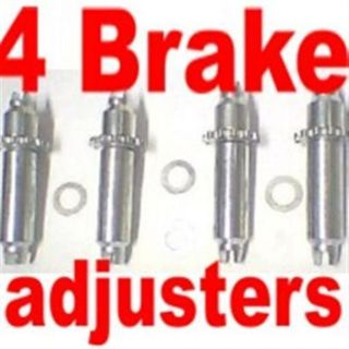 Buy All 4 brake shoe adjusters Cadillac 1961 1962 1963 1964 1965 1966 1967 1968 motorcycle in Duluth, Minnesota, United States, for US $34.95