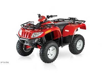 2007 Arctic Cat 500 4x4 Automatic ATV Utility ATVs Mandan, ND