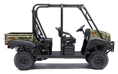 2020 Kawasaki Mule 4010 Trans4x4 Camo Utility SxS Watseka, IL