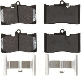 Purchase Bendix Brakes Brake Pads CQ Ceramic Front Lexus Set D1118 motorcycle in Tallmadge, Ohio, US, for US $47.92