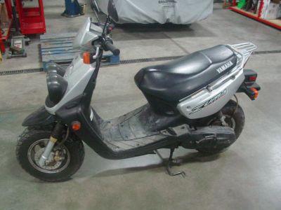 Yamaha Zuma 50