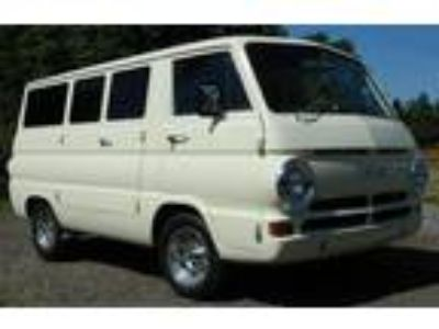 1966 Dodge A100 Sportsman Wagon