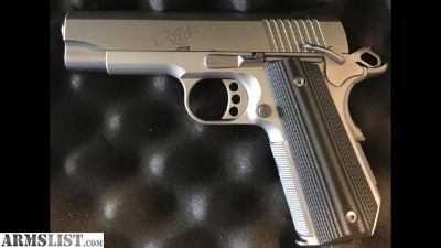 For Sale/Trade: Kimber Pro Carry II Stainless