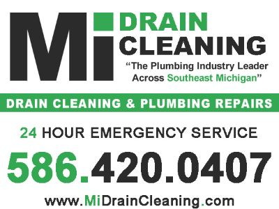 Drain Cleaning in Commerce Township, MI