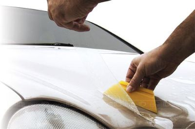 Purchase Husky Shield 06661 10-13 Dodge Ram Hood Door Paint Protection Film Kit motorcycle in Winfield, Kansas, US, for US $103.95