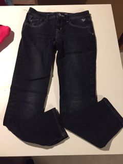 Justice girls size 10R jeans like new