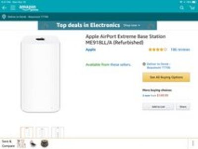 Airport extreme power
