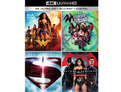 Dc 4 k collection