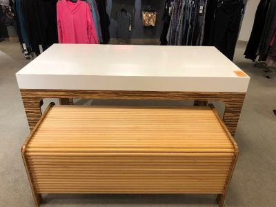Macy's Store Closing Laguna Hills CA Tables