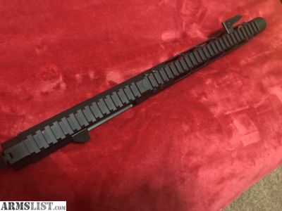 For Sale: Billet 9MM UPPER RECEIVER. AMBI