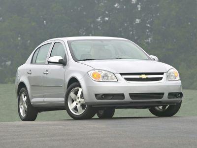2008 Chevrolet Cobalt LS (Summit White)