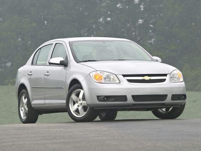 2007 Chevrolet Cobalt LS (Ultra Silver Metallic)