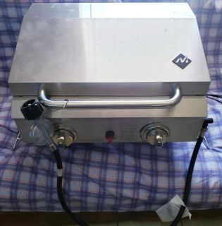 Stainless Grill