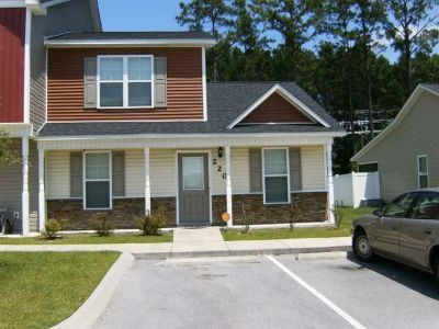 Pet Friendly. End Unit! Washer & Dryer Included for Tenant Use.