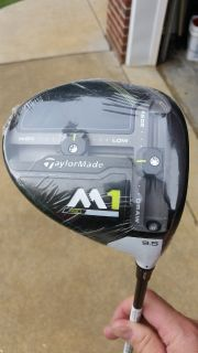 Brand new TaylorMade M1 460 driver