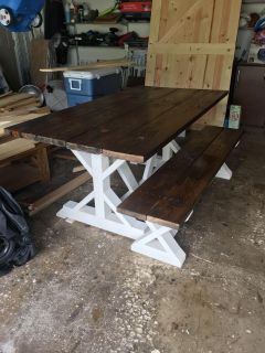 Made To Order Farmhouse Tables
