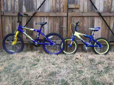$70 Youth Bicycles (Owasso)