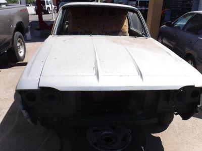 Arizona Select Rides ** 1965 Rambler 310 Business Coupe**