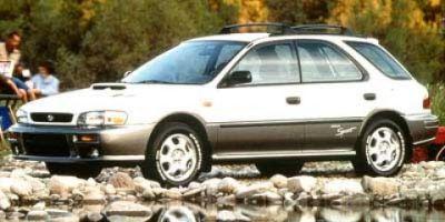 1998 Subaru Impreza Outback Sport ()
