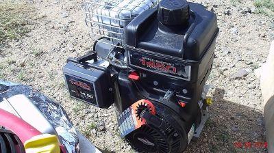 2  new Briggs $ Stratton engines