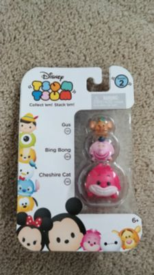 NEW Tsum Tsum Stackable Figures