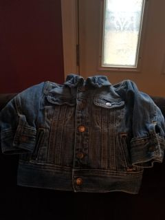 Baby Gap jean jacket 18 to 24 month